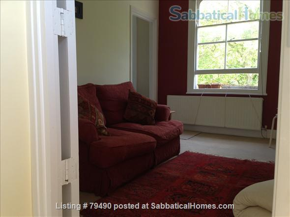 Light and Quiet Flat in Islington, Central London Home Rental in Greater London, England, United Kingdom 2