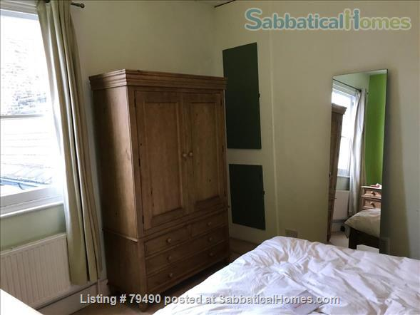 Light and Quiet Flat in Islington, Central London Home Rental in Greater London, England, United Kingdom 6