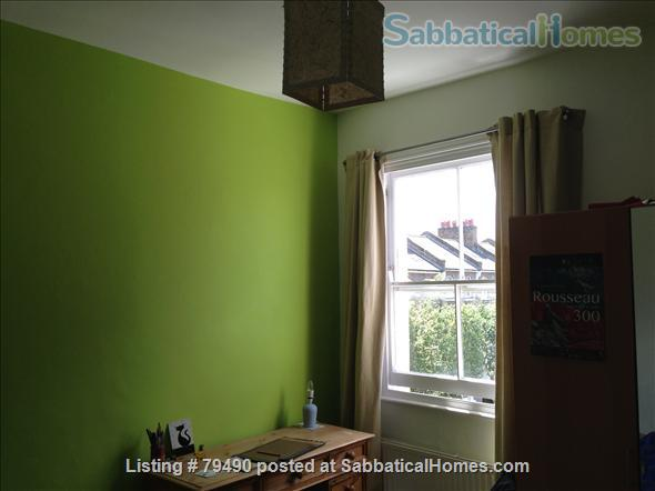 Light and Quiet Flat in Islington, Central London Home Rental in Greater London, England, United Kingdom 4
