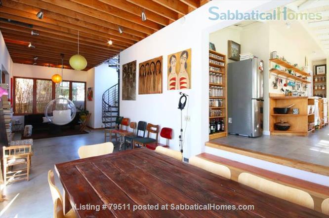Large Modern Beach House Home Rental in San Diego, California, United States 6