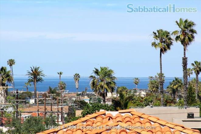 Large Modern Beach House Home Rental in San Diego, California, United States 8