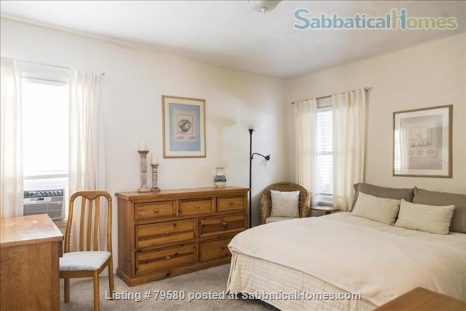 Charming 1 brm furnished cottage in Santa Monica, California Home Rental in Santa Monica, California, United States 3
