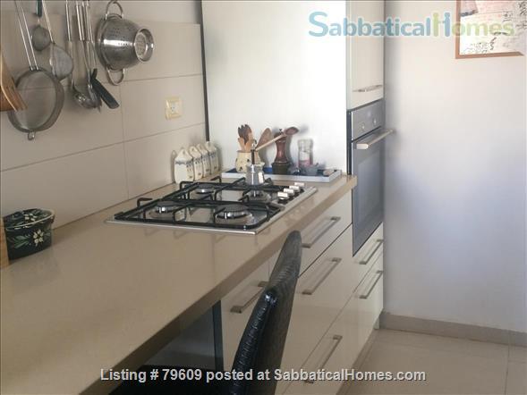 Bright, elegant Jerusalem apartment in ideal location Home Rental in Jerusalem, Jerusalem District, Israel 2