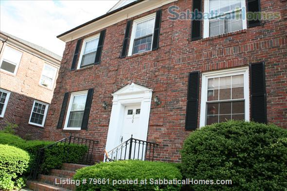 Very near Harvard Yard, Family Condo Home Rental in Cambridge, Massachusetts, United States 1