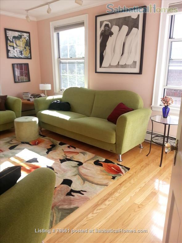 Very near Harvard Yard, Family Condo Home Rental in Cambridge, Massachusetts, United States 3