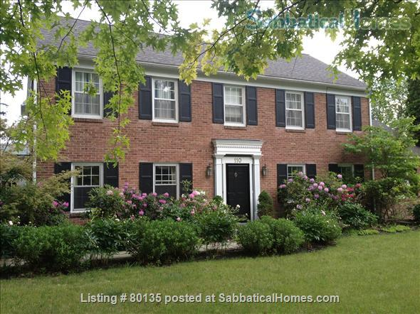 One BR Furnished Apartment in Cayuga Heights (Ithaca, NY)  Incl. Utilities Home Rental in Ithaca, New York, United States 1