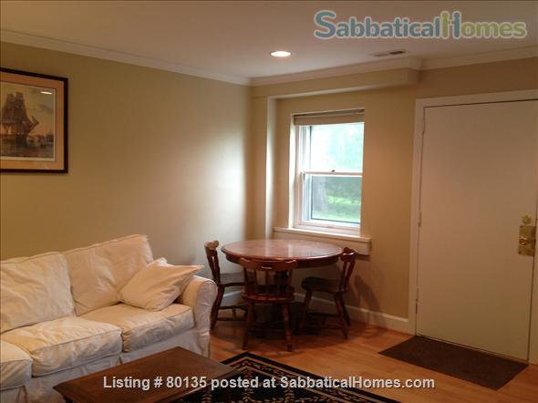 One BR Furnished Apartment in Cayuga Heights (Ithaca, NY)  Incl. Utilities Home Rental in Ithaca, New York, United States 3