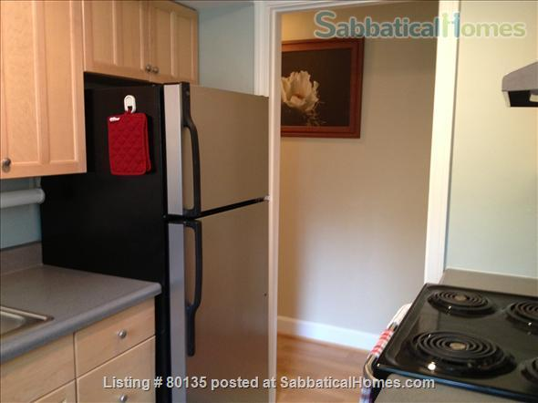 One BR Furnished Apartment in Cayuga Heights (Ithaca, NY)  Incl. Utilities Home Rental in Ithaca, New York, United States 4