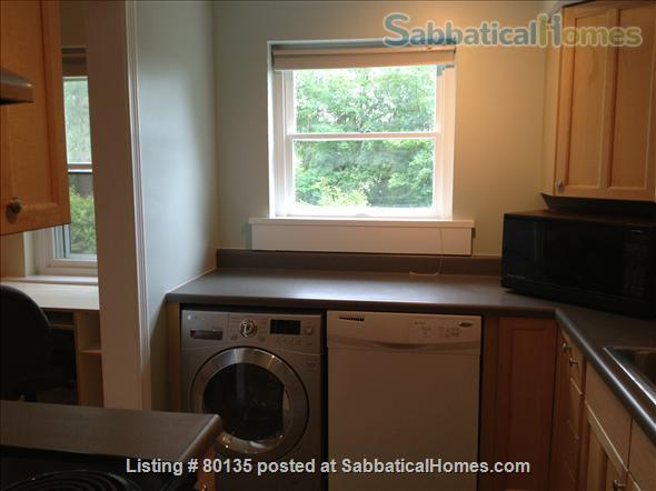 One BR Furnished Apartment in Cayuga Heights (Ithaca, NY)  Incl. Utilities Home Rental in Ithaca, New York, United States 6