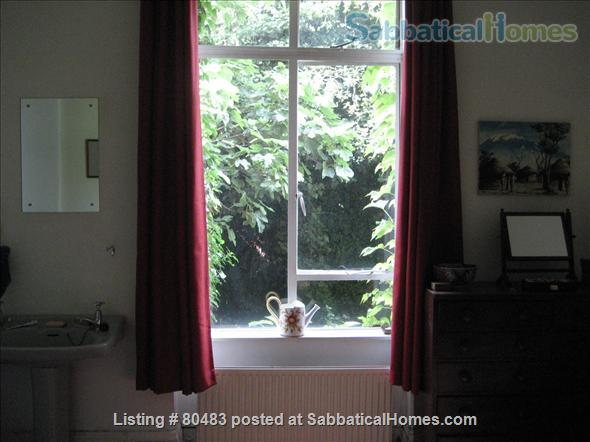 Furnished garden flat on quiet Georgian square in Central London Home Rental in London, England, United Kingdom 7