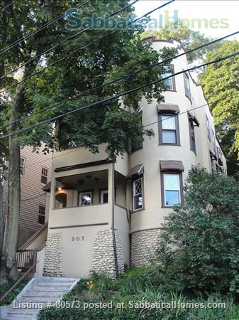 Beautiful Sunny Washington Sq Brookline 3 BR Condo  Home Rental in Brookline, Massachusetts, United States 1