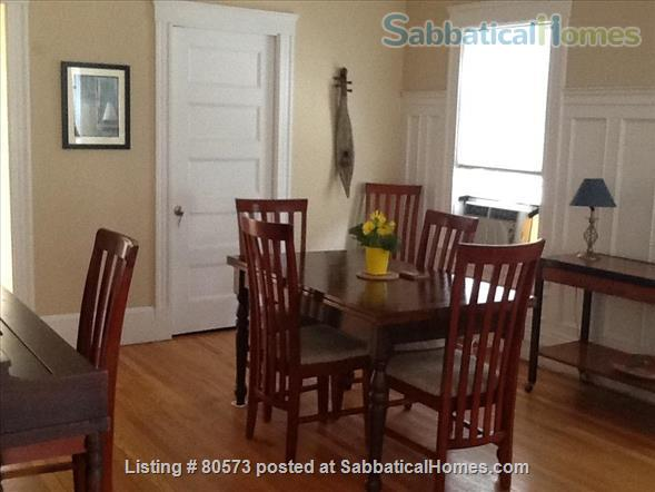 Beautiful Sunny Washington Sq Brookline 3 BR Condo  Home Rental in Brookline, Massachusetts, United States 0