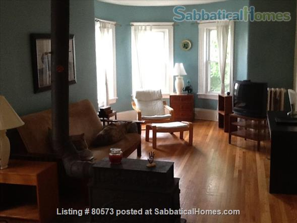 Beautiful Sunny Washington Sq Brookline 3 BR Condo  Home Rental in Brookline, Massachusetts, United States 3