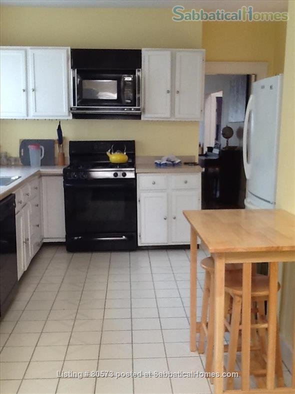 Beautiful Sunny Washington Sq Brookline 3 BR Condo  Home Rental in Brookline, Massachusetts, United States 4