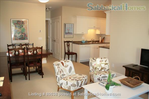 One Bedroom Executive  Suite Near Women's/Children's Hospital, VGH and UBC Home Rental in Vancouver, British Columbia, Canada 0