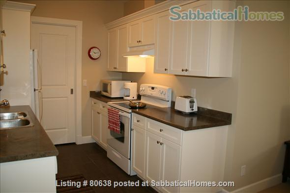One Bedroom Executive  Suite Near Women's/Children's Hospital, VGH and UBC Home Rental in Vancouver, British Columbia, Canada 2