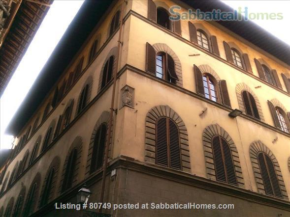 Spacious, elegant apartment in S.M. Novella Home Rental in Florence, Toscana, Italy 9