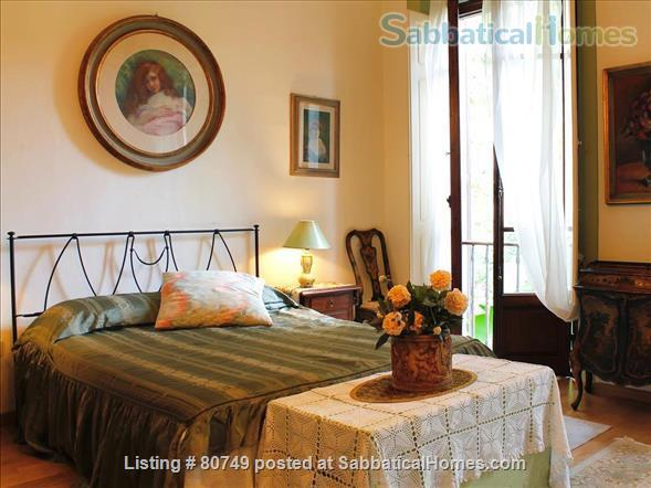 Spacious, elegant apartment in S.M. Novella Home Rental in Florence, Toscana, Italy 2