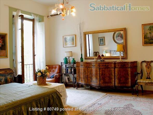 Spacious, elegant apartment in S.M. Novella Home Rental in Florence, Toscana, Italy 3