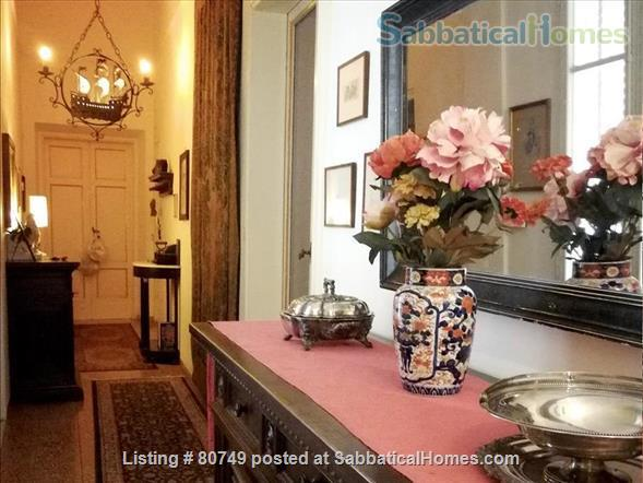 Spacious, elegant apartment in S.M. Novella Home Rental in Florence, Toscana, Italy 4