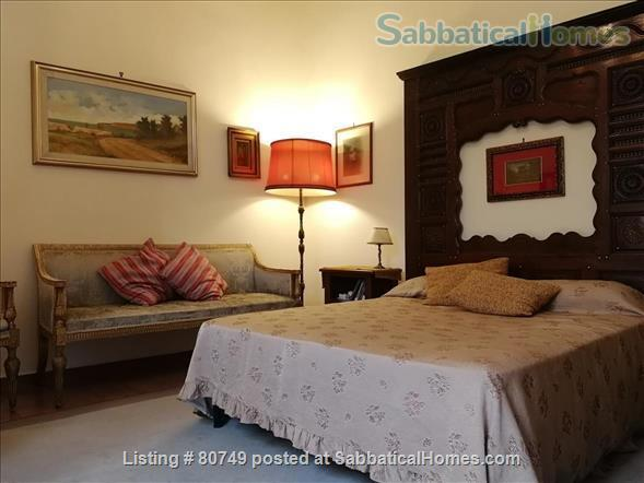 Spacious, elegant apartment in S.M. Novella Home Rental in Florence, Toscana, Italy 5