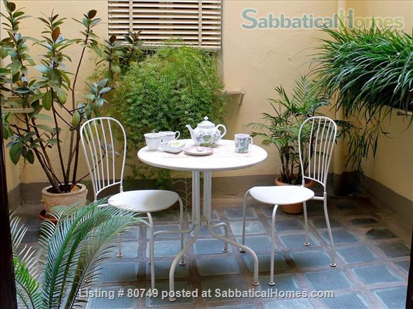 Spacious, elegant apartment in S.M. Novella Home Rental in Florence, Toscana, Italy 6