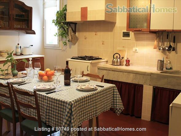 Spacious, elegant apartment in S.M. Novella Home Rental in Florence, Toscana, Italy 7