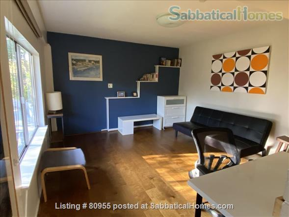 One + Bedroom Berkeley Hills Oasis with Amazing View Home Rental in Kensington, California, United States 4