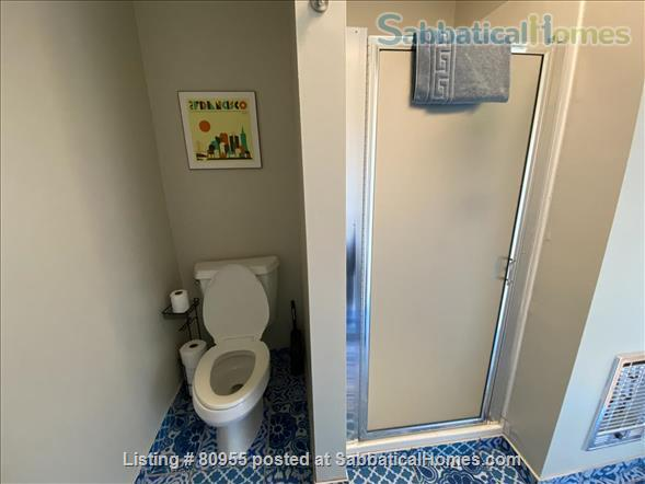 One + Bedroom Berkeley Hills Oasis with Amazing View Home Rental in Kensington, California, United States 5