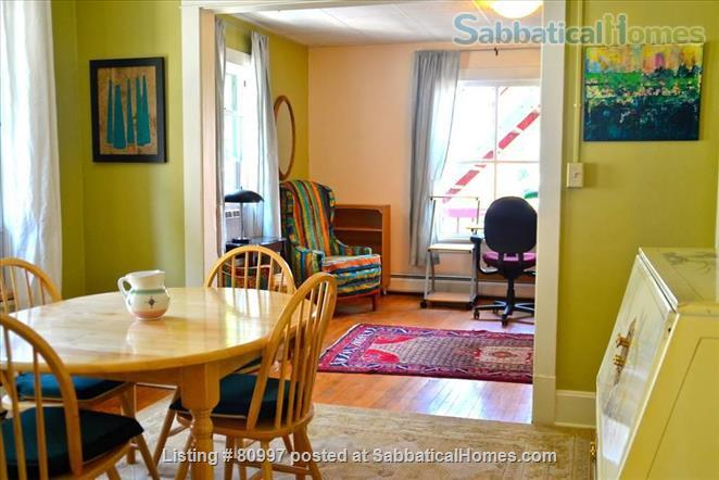 LARGE SUNNY  NEAR EAST FLAT, charming and beautifully artistic. Home Rental in Madison, Wisconsin, United States 1