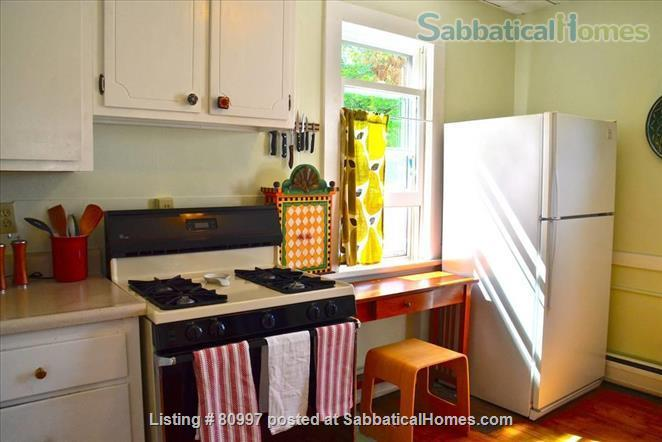 LARGE SUNNY  NEAR EAST FLAT, charming and beautifully artistic. Home Rental in Madison, Wisconsin, United States 2