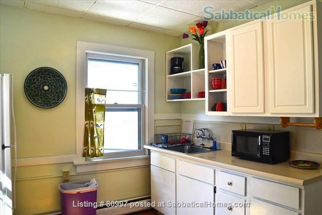 LARGE SUNNY  NEAR EAST FLAT, charming and beautifully artistic. Home Rental in Madison, Wisconsin, United States 3