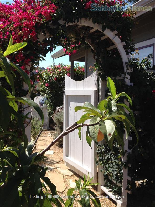 Cozy cottage retreat near downtown Santa Barbara Home Rental in Santa Barbara, California, United States 9