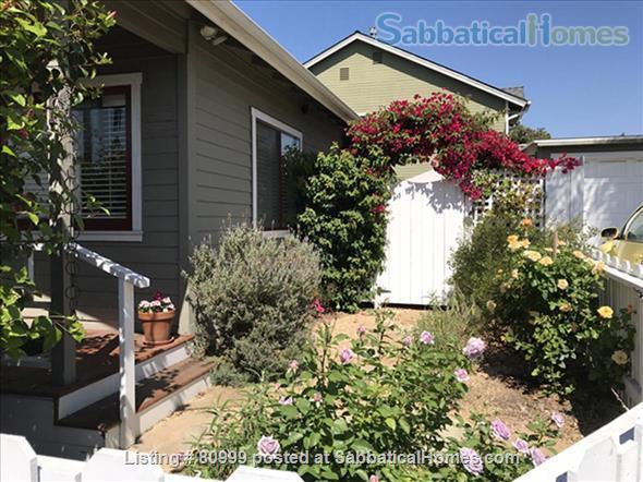Cozy cottage retreat near downtown Santa Barbara Home Rental in Santa Barbara, California, United States 1