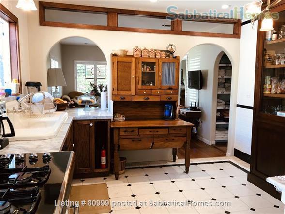 Cozy cottage retreat near downtown Santa Barbara Home Rental in Santa Barbara, California, United States 3