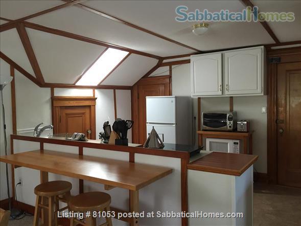 Charming furnished studio apartment in Cambridge, near Harvard Square Home Rental in Cambridge, Massachusetts, United States 2