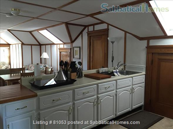 Charming furnished studio apartment in Cambridge, near Harvard Square Home Rental in Cambridge, Massachusetts, United States 3