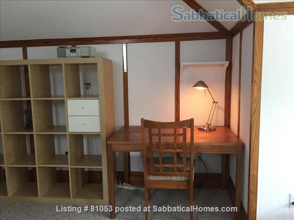 Charming furnished studio apartment in Cambridge, near Harvard Square Home Rental in Cambridge, Massachusetts, United States 5