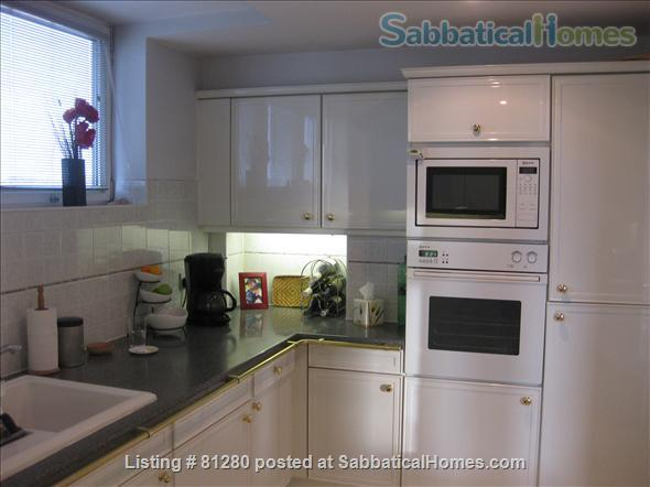 CONTEMPORARY, SECURE, BRIGHT ONE BEDROOM PLUS OFFICE FLAT WITH TERRACE AND SPECTACULAR VIEWS OF LONDON NEAR REGENTS PARK. Home Rental in Greater London, England, United Kingdom 5