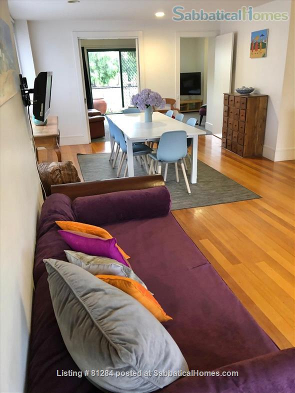 Wonderful 4 BR home in boutique Yarraville.   Great for families. Opposite quiet park. Home Rental in Yarraville, Victoria, Australia 0