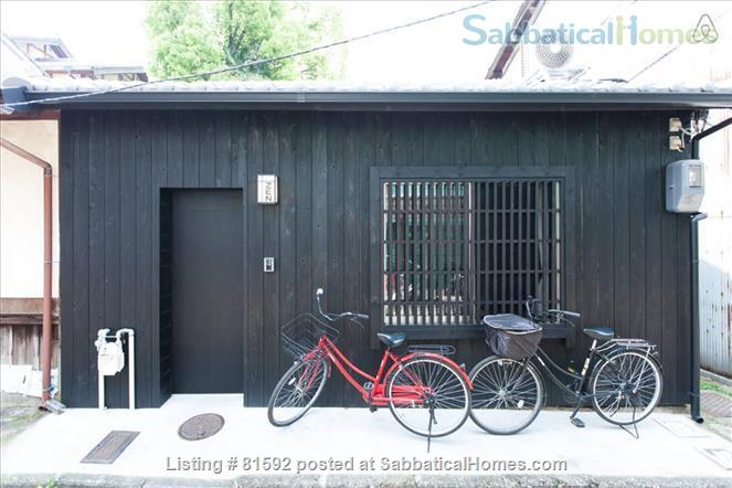 Zen house at the heart of Kyoto Home Rental in Kyoto, Kyoto, Japan 1