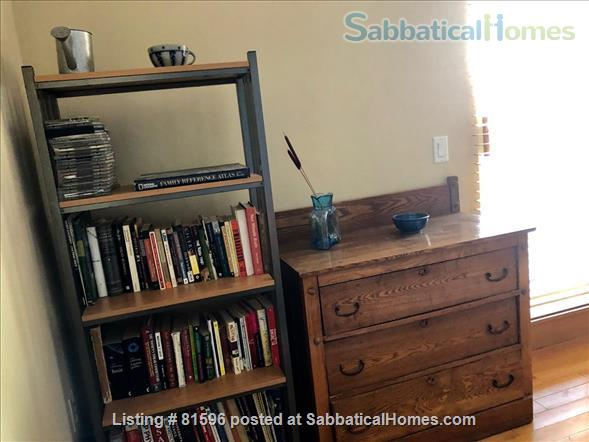 Furnished town-house condo in the vibrant near East side of Madison  Home Rental in Madison, Wisconsin, United States 9