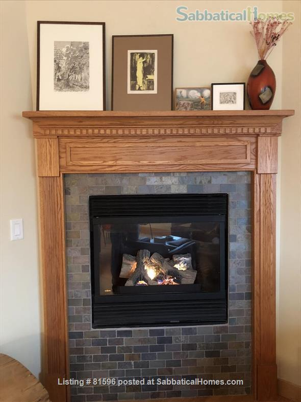Furnished town-house condo in the vibrant near East side of Madison  Home Rental in Madison, Wisconsin, United States 3