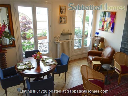 New York Artist's Home. Canal St Martin (10th) Home Rental in Paris, Île-de-France, France 0