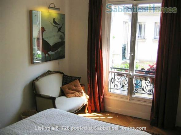 New York Artist's Home. Canal St Martin (10th) Home Rental in Paris, Île-de-France, France 8