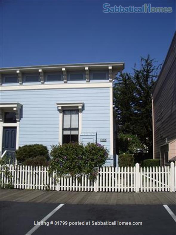 Victorian condo in quiet historic & conveniently located Berkeley neighborhood: $600/week (June 1, 2021-January 15, 2022) Home Rental in Berkeley, California, United States 1