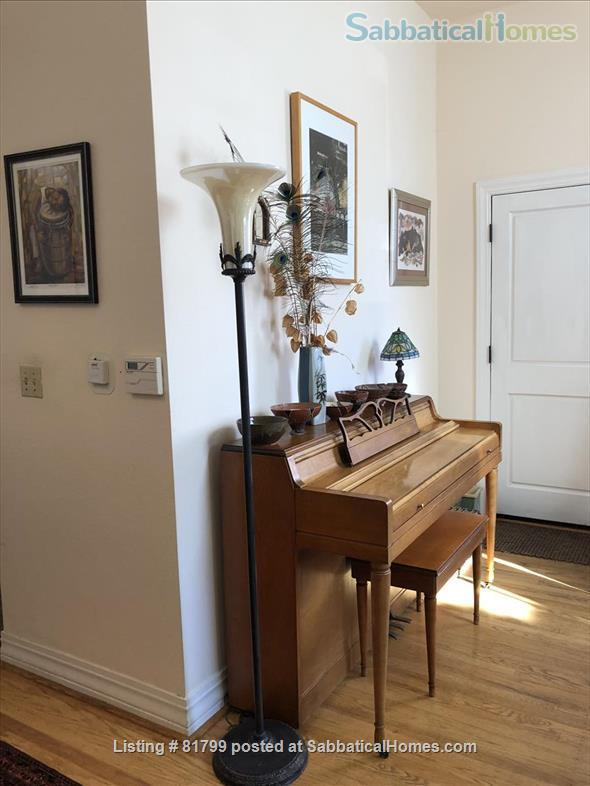 Victorian condo in quiet historic & conveniently located Berkeley neighborhood: $600/week (June 1, 2021-January 15, 2022) Home Rental in Berkeley, California, United States 5