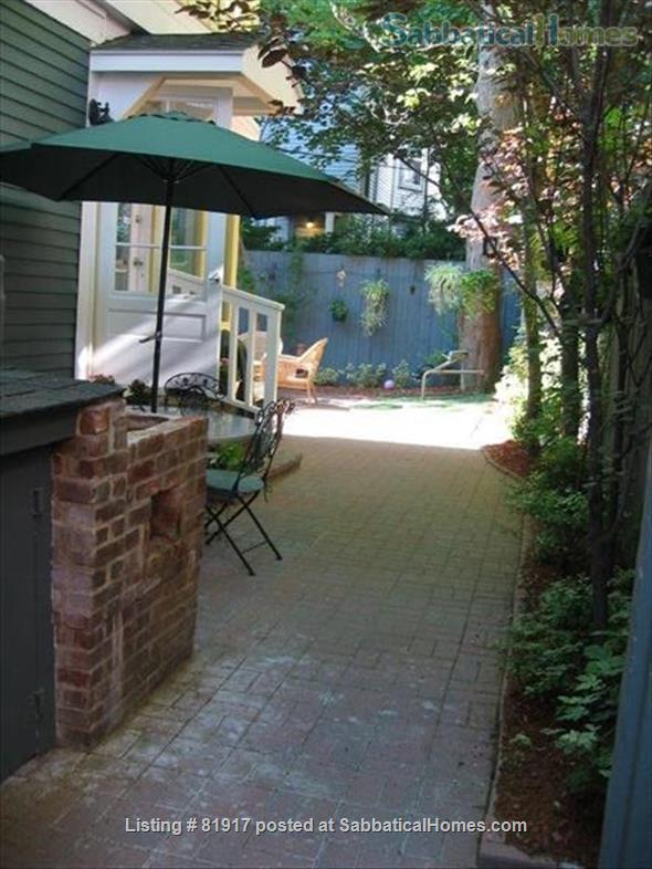 No utilities in this charming and furnished 1-bd. unit steps from Harvard Home Rental in Cambridge, Massachusetts, United States 9