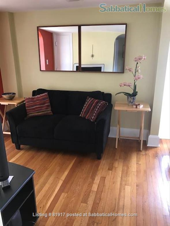 No utilities in this charming and furnished 1-bd. unit steps from Harvard Home Rental in Cambridge, Massachusetts, United States 0