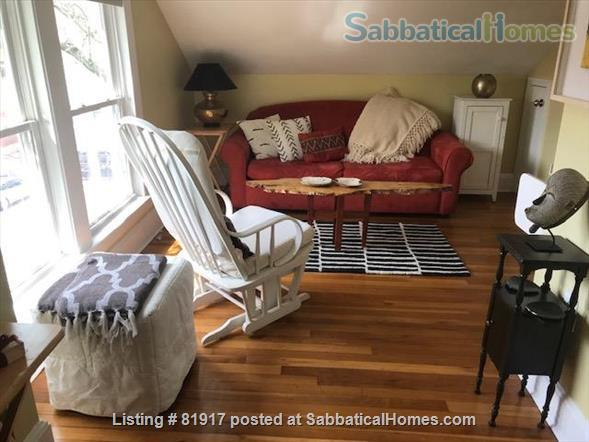 No utilities in this charming and furnished 1-bd. unit steps from Harvard Home Rental in Cambridge, Massachusetts, United States 2